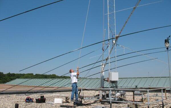 Certificación de haber instalado la antena
