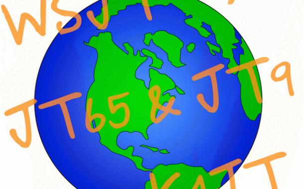 Japón en frecuencia 1.840 KHZ (160M - FT8)