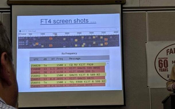FT4 - Nuevo modo para concursos incluido en el WSJT-X 2.1.0