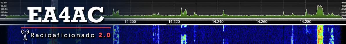 EA4AC – Radioaficionado en la era digital