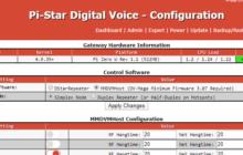 Configurar Jumbo hotspot (Pi-Star) para Yaesu Fusion
