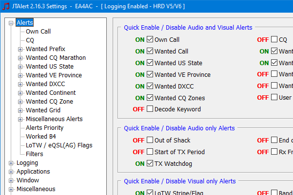 JTAlert 2.16.4 disponible