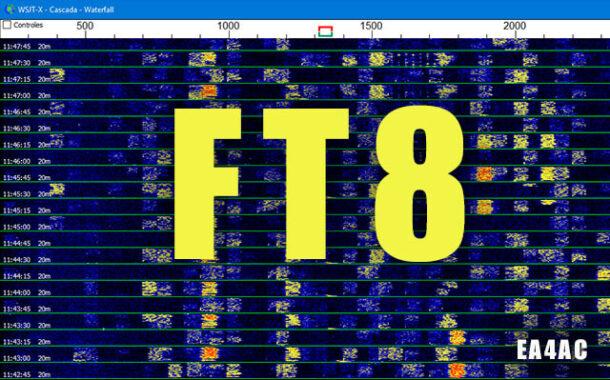 Decodificar FT8/FT4 sin radio ni antena
